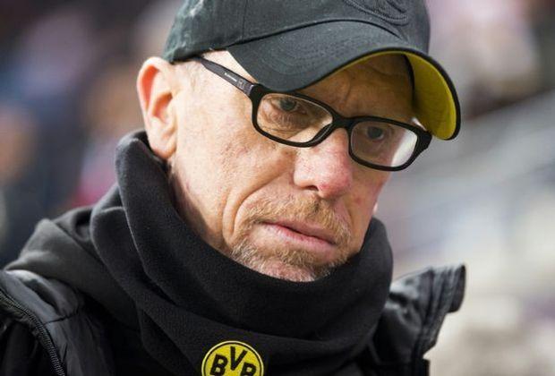 Laut Bild: BVB trennt sich von Stöger