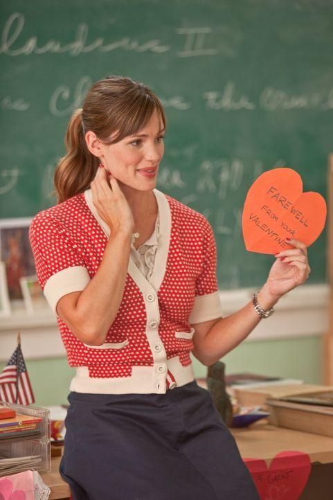 Die junge Grundschullehrerin Julia Fitzpatrick (Jennifer Garner) glaubt, endlich den perfekten Mann gefunden zu haben, bis sie eine erschütternde En... - Bildquelle: 2010 Warner Bros.