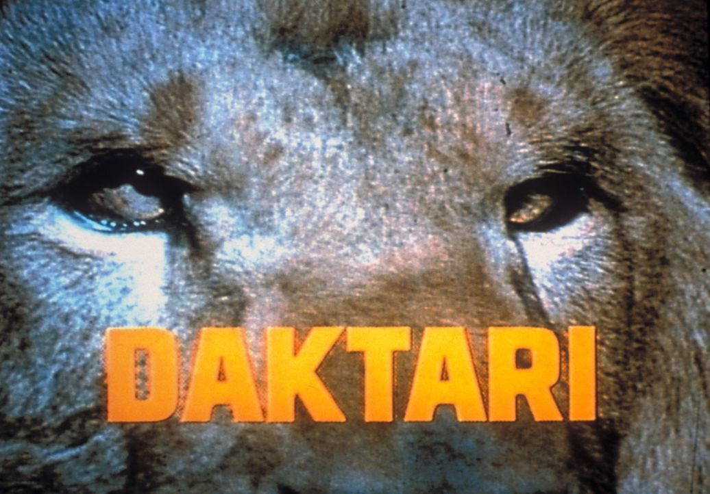 Daktari - Artwork - Bildquelle: 2007 Warner Brothers