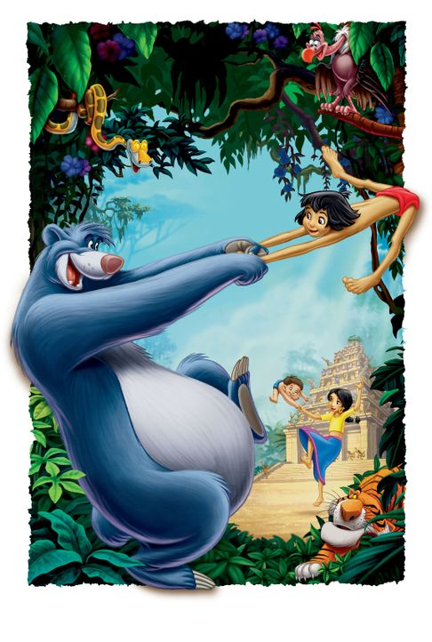 Ein neues Abenteuer im Dschungel beginnt ... - Bildquelle: Disney Enterprises, Inc. All rights reserved.