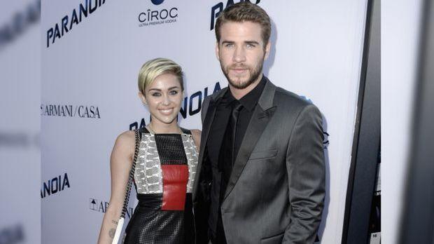 Miley Cyrus und Liam Hemsworth wollen den nächsten Schritt wagen
