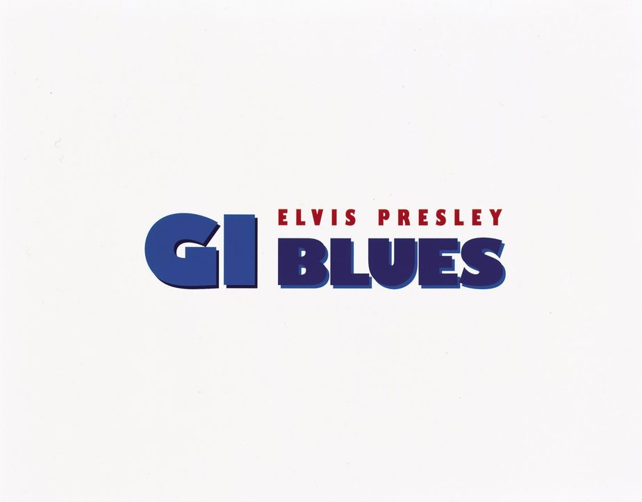 G.I. Blues - Logo - Bildquelle: TM,® &Copyright  2003 By Paramount Pictures All Rights Reserved
