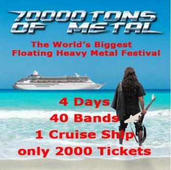 24 Stunden - Ein irrer Trip - Die Heavy Metal-Kreuzfahrt ... - Bildquelle: SAT.1