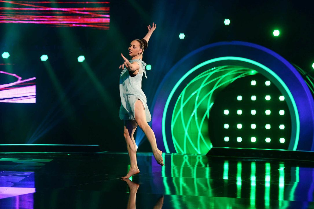 Got-To-Dance-Lea-Johanna-Krauss-05-SAT1-ProSieben-Willi-Weber - Bildquelle: SAT.1/ProSieben/Willi Weber