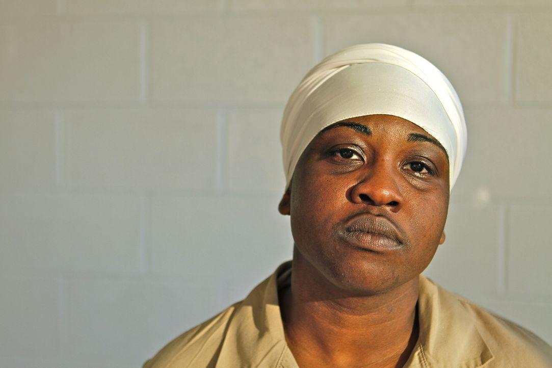 Die Insassin Anjail Muhammad ist eines der besten Beispiele, warum es im Metro State Gefängnis so strikte Regeln geben muss ... - Bildquelle: Peter Hutchens part2pictures