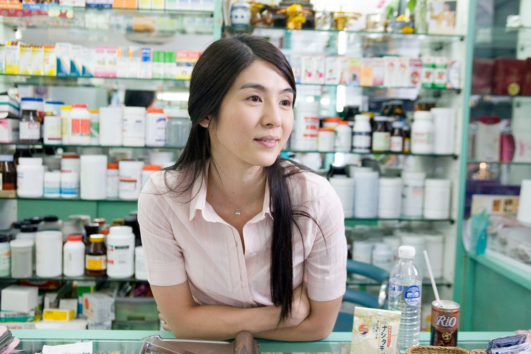 Als die taubstumme Apothekenhelferin Fon (Charlie Yeung) den charmanten Joe kennenlernt, ist sie von ihm fasziniert ... - Bildquelle: Constantin Film
