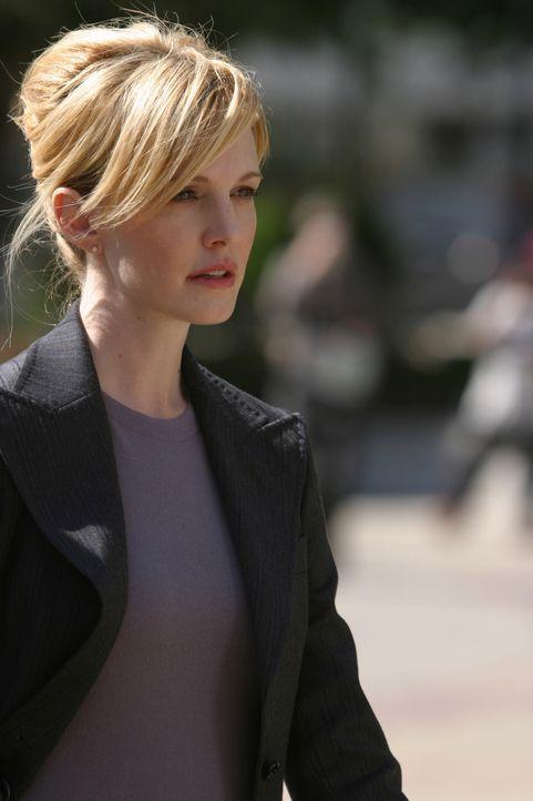 Det. Lilly Rush (Kathryn Morris) setzt alles an die Aufklärung des Falles ... - Bildquelle: Warner Bros. Television