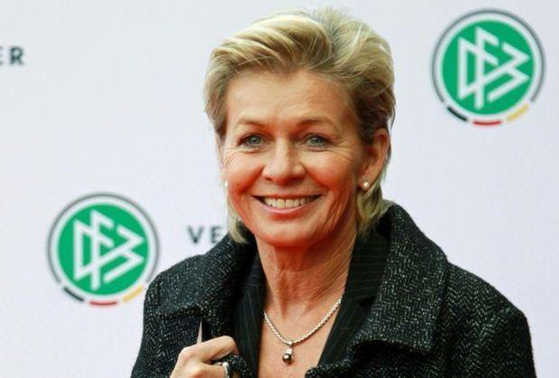 Silvia Neid darf auf ihre dritte Auszeichnung hoffen