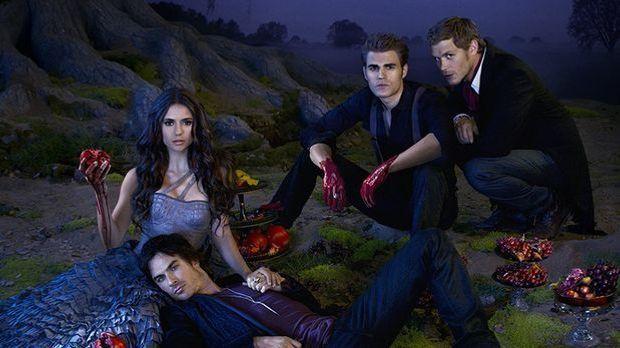 Vampire Diaries - Staffel 4 ab 7. März - immer donnerstags 20.15 Uhr auf sixx!