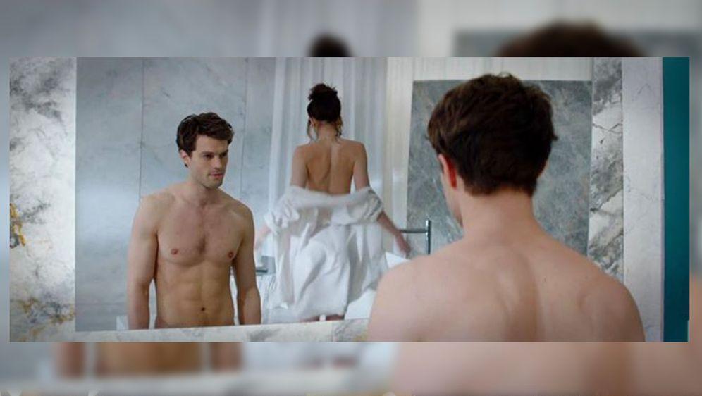 Fifty Shades Of Grey Mit Neuem Trailer Erste Sex Szenen Mit Dakota