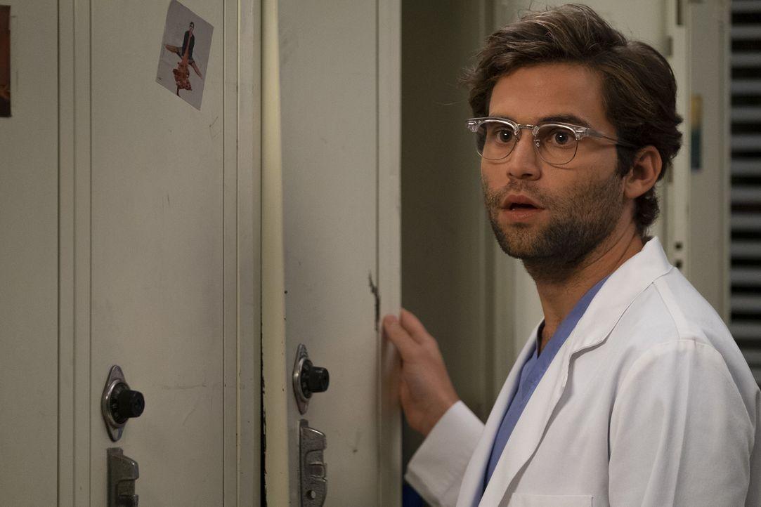 Dr. Levi Schmitt (Jake Borelli) - Bildquelle: John Fleenor ABC Studios/John Fleenor