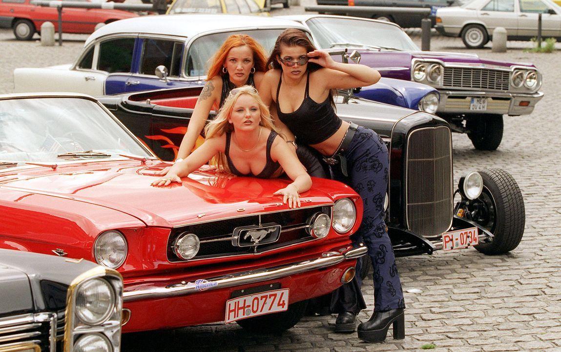 Street-and-Wheels-National-Mustang-980702-dpa - Bildquelle: dpa