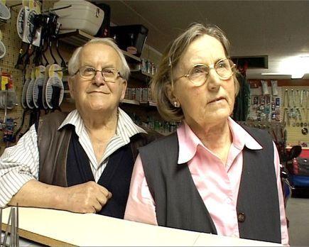 24 Stunden - Das 80-jährige Ehepaar Spahr geht in die wohlverdiente Rente und...