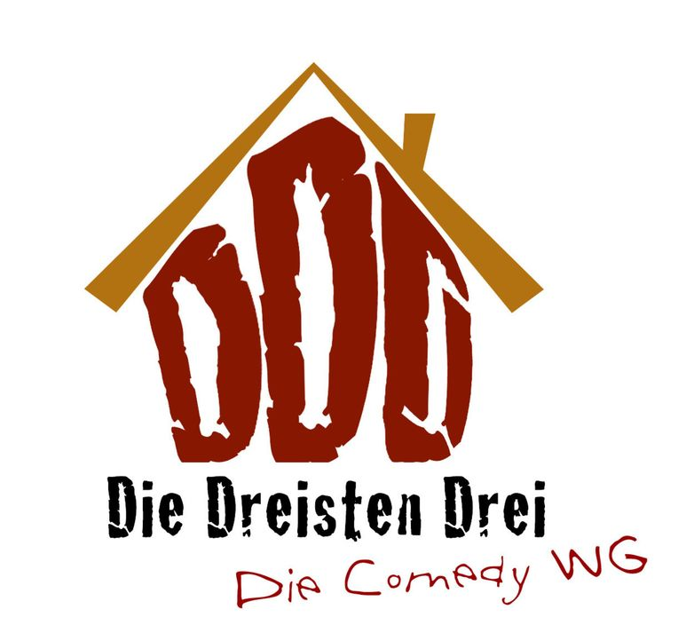 DIE DREISTEN DREI - DIE COMEDY WG - Logo - Bildquelle: Sat.1