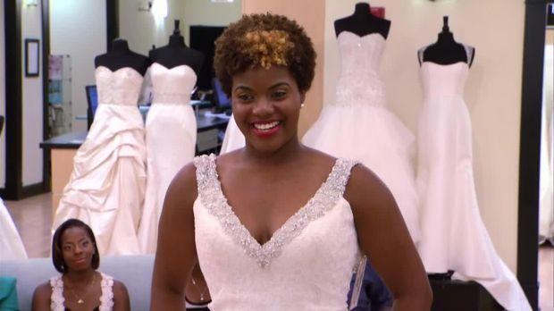 Staffel 8 Episode 12: Ein Kleid wert Ja zu sagen