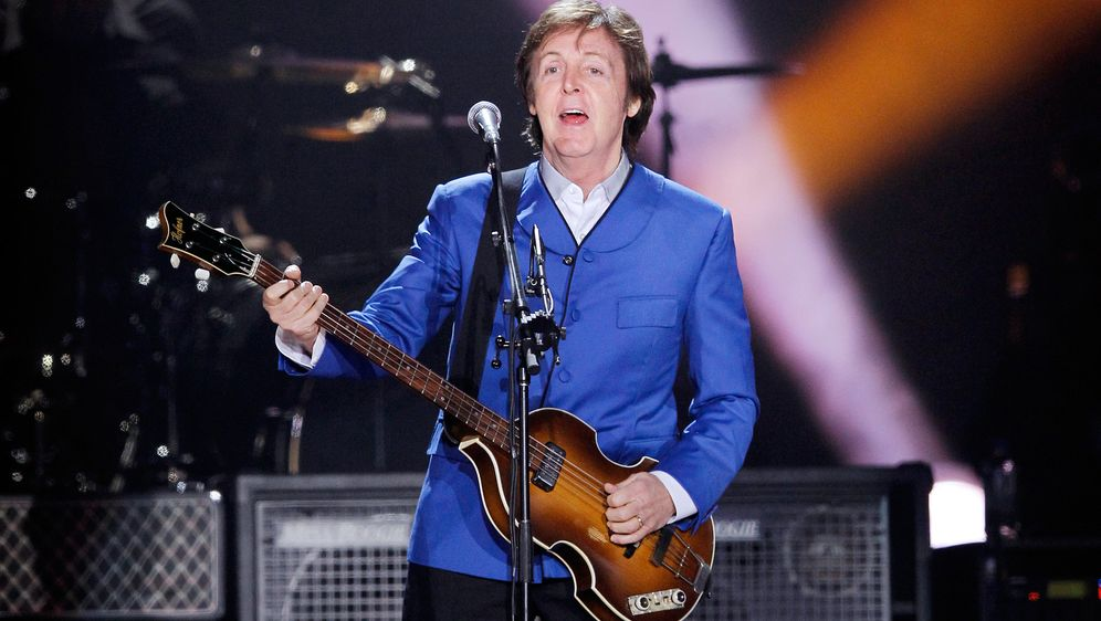 Paul McCartneys Sternstunde