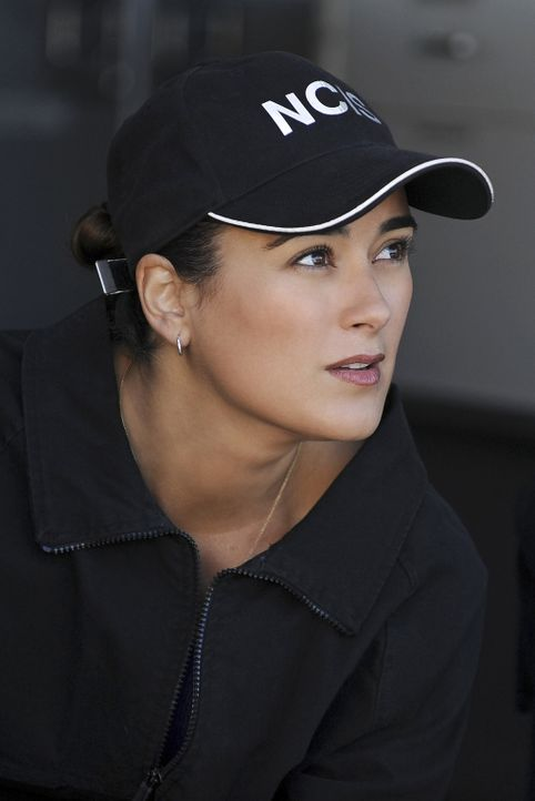 Ermittelt in einem neuen Fall: Ziva (Cote de Pablo) ... - Bildquelle: 2012 CBS Broadcasting Inc. All Rights Reserved.