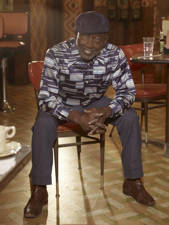(4. Staffel) - Was wäre das Diner bloß ohne Earl (Garrett Morris) ... - Bildquelle: Warner Bros. Television