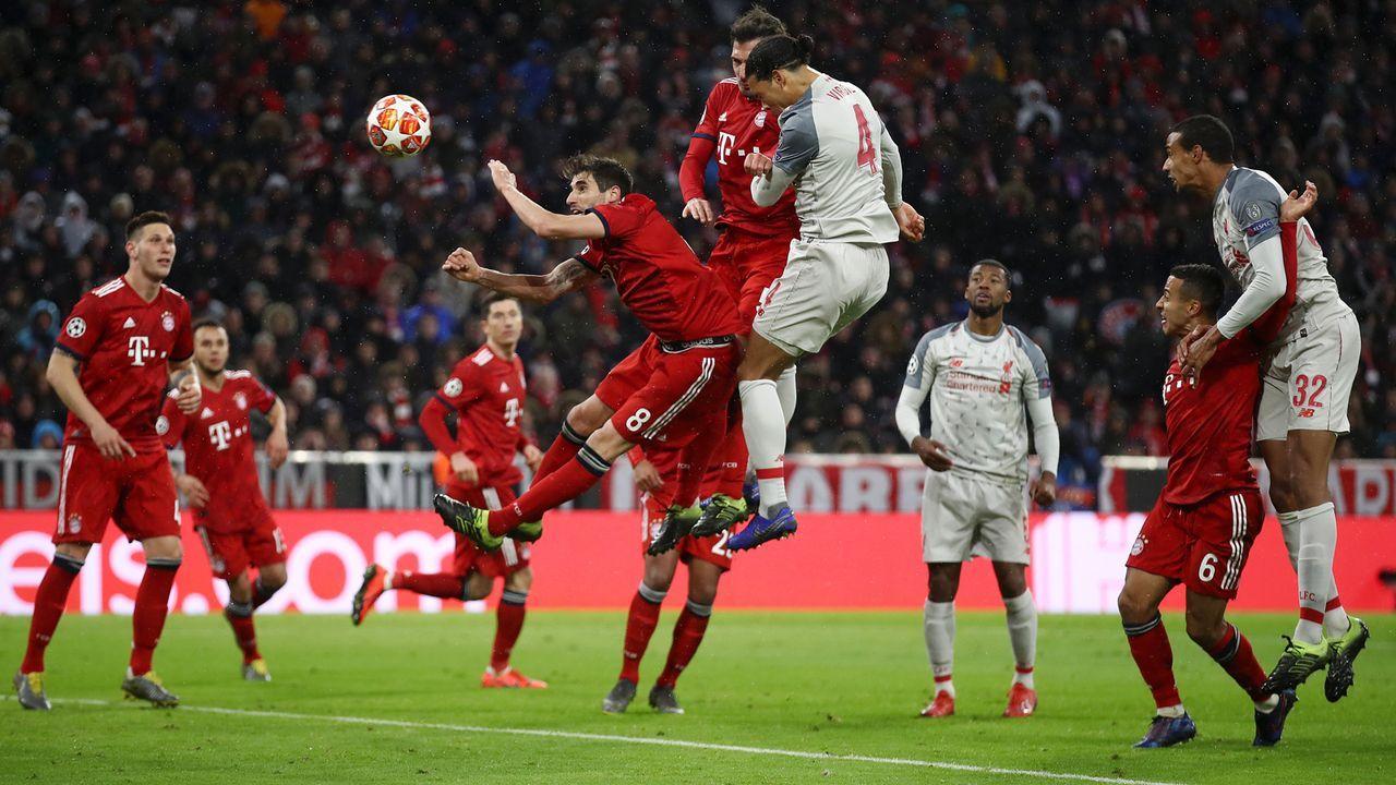 Einzelkritik FC Bayern vs. Liverpool - Bildquelle: Getty Images