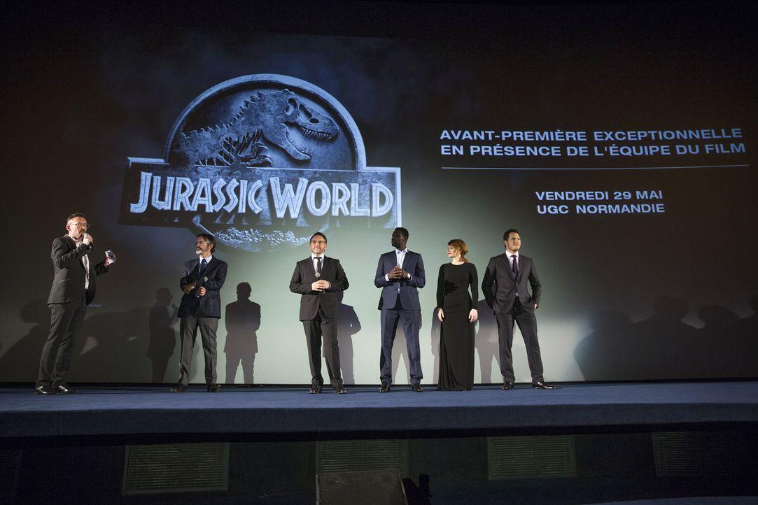 Jurassic-World-Premiere-15-05-29-1-Universal-Pictures - Bildquelle: Universal Pictures