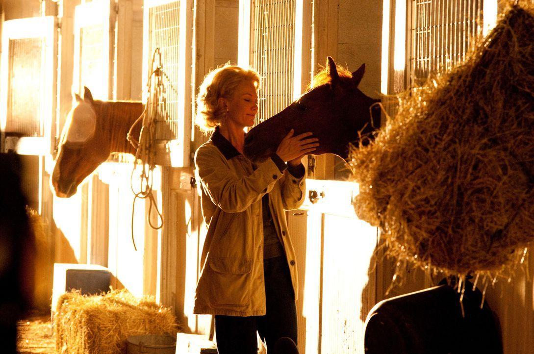 Der Rennstall Meadow Stables wird kurzerhand von Penny Chenery (Diane Lane) übernommen, die auf ihren jungen Hengst Secretariat setzt. Sie hat Große... - Bildquelle: John Bramley Disney Enterprises, Inc.  All rights reserved