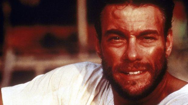 Der junge amerikanische Straßenartist Chris Dubois (Jean-Claude van Damme) er...