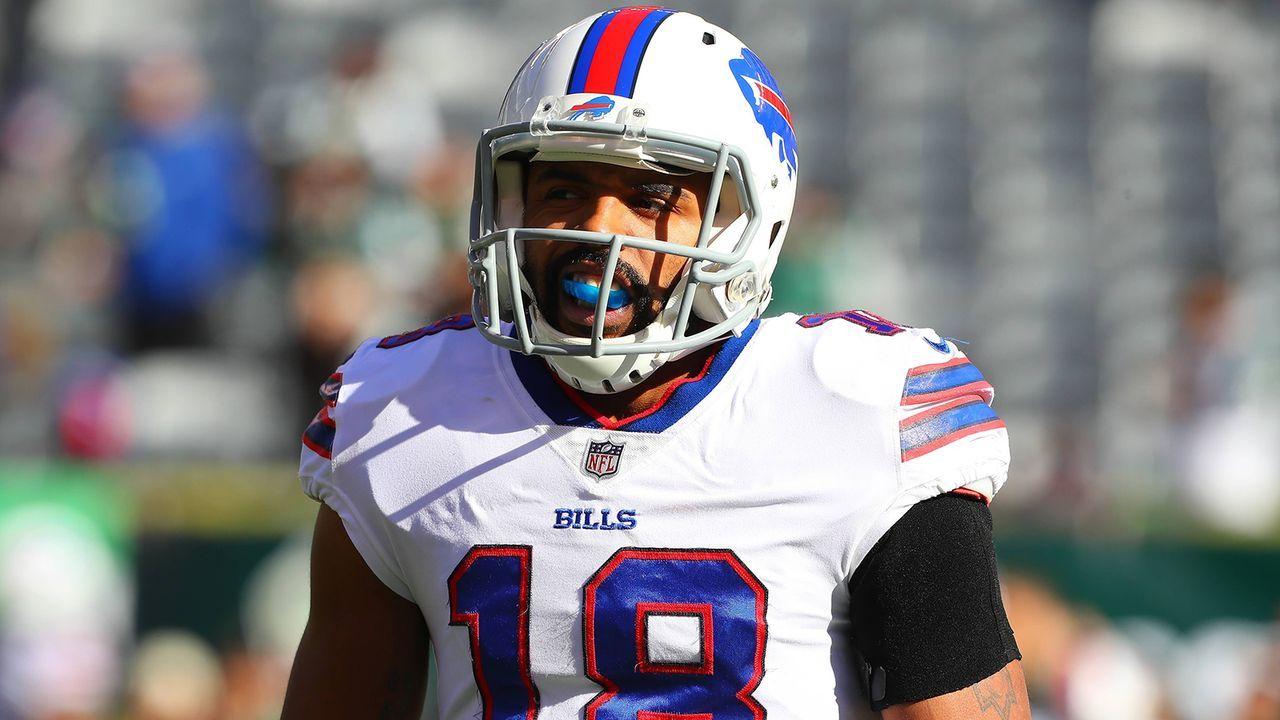 Andre Holmes (Denver Broncos) - Bildquelle: imago/Icon SMI