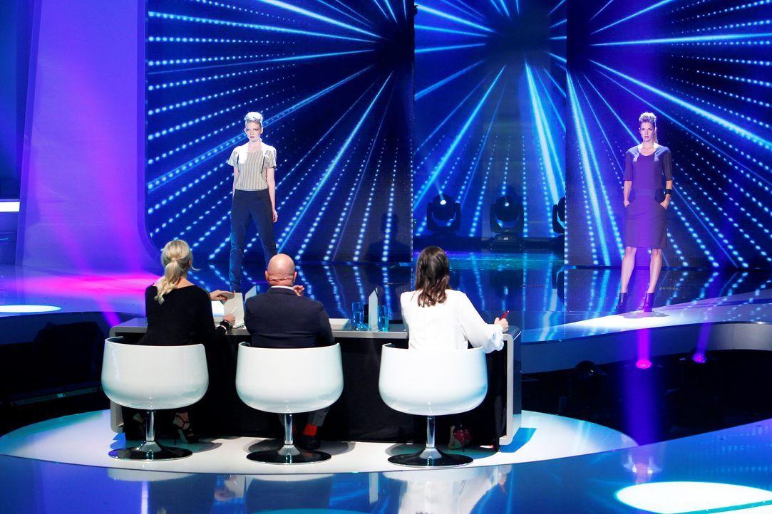 Fashion-Hero-Epi01-Show-22-ProSieben-Richard-Huebner - Bildquelle: ProSieben / Richard Huebner