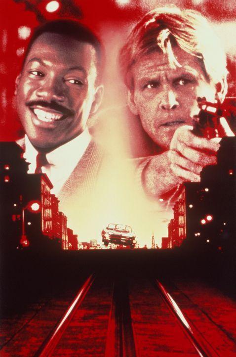 Und wieder wird das schwarz-weiße Duo vereinigt, um gegen den brutalen Drogenkönig Iceman anzutreten. Schluder-Cop Jack holt Reggie aus dem Gefän... - Bildquelle: Paramount Pictures