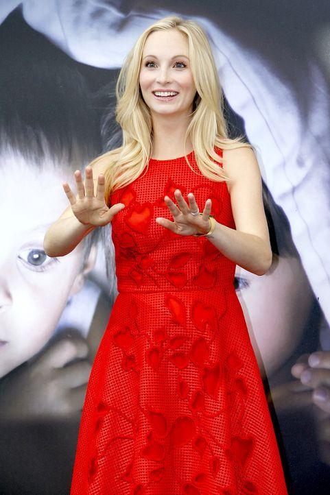 Candice-Accola-150617-AFP - Bildquelle: AFP PHOTO / VALERY HACHE