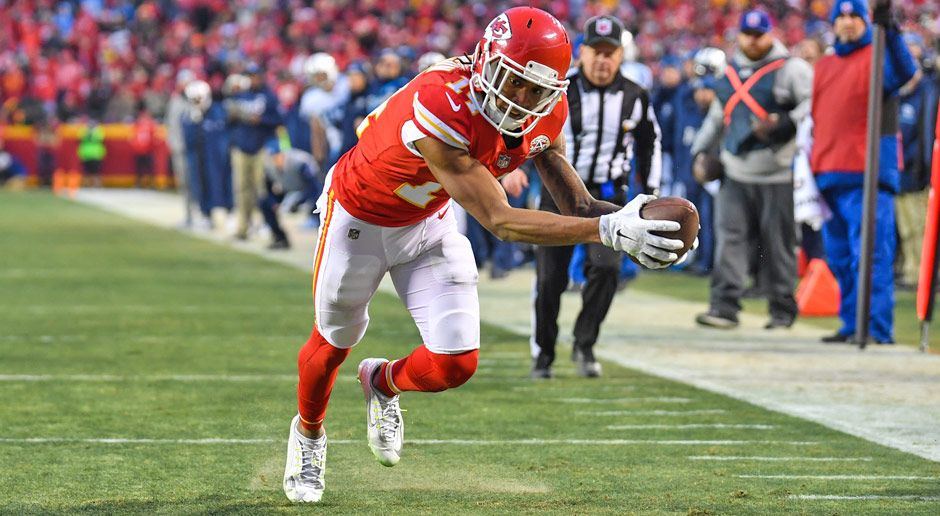 Kansas City Chiefs - Bildquelle: 2018 Getty Images