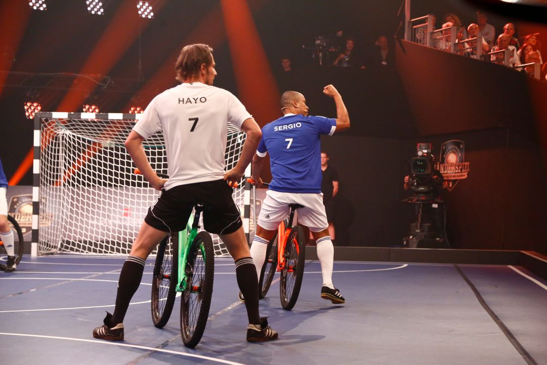 Das ProSieben Länderspiel_48 - Bildquelle: ProSieben