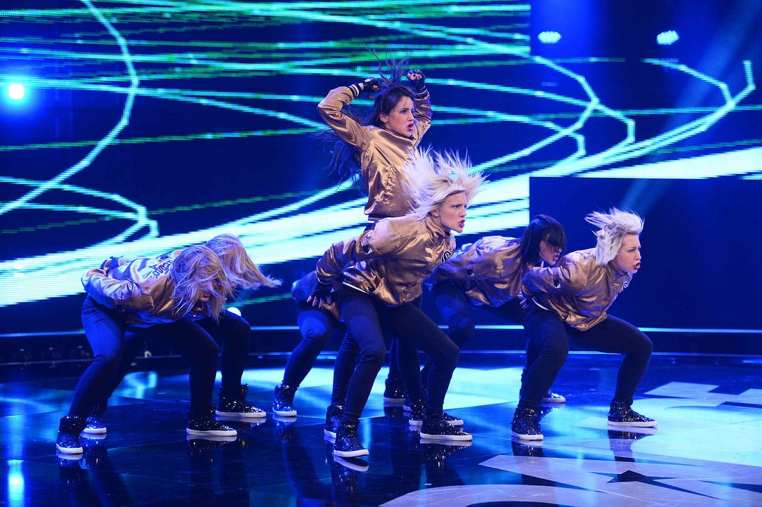 Got-To-Dance-Bronx-Sistas-01-SAT1-ProSieben-Willi-Weber - Bildquelle: SAT.1/ProSieben/Willi Weber
