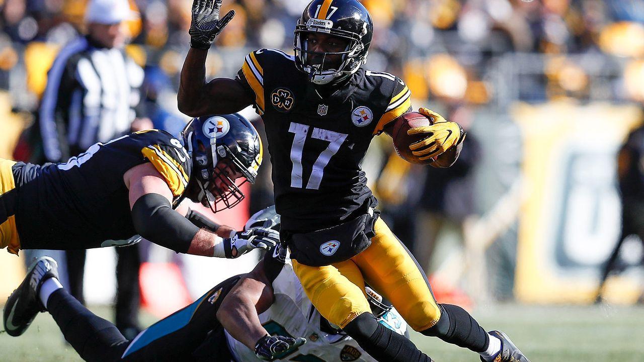 Eli Rogers (Pittsburgh Steelers) - Bildquelle: Getty Images