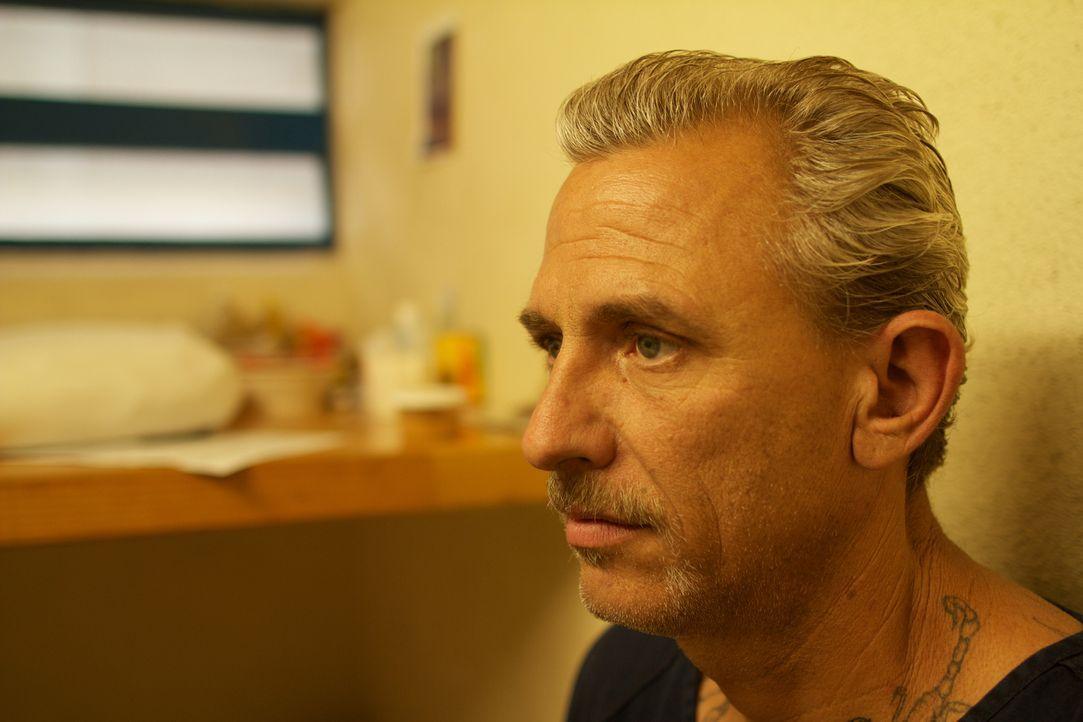"""William """"Billy"""" Kimbrell kennt sich im Clark County Detention Center schon bestens aus ... - Bildquelle: James Peterson Part2 Pictures"""