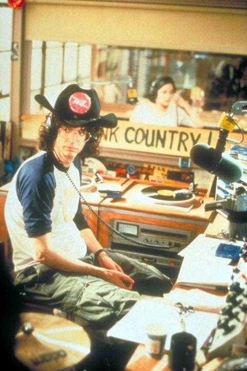 Howard Stern (Foto) weiß, wie er seine Zuhörer an sich binden kann ...