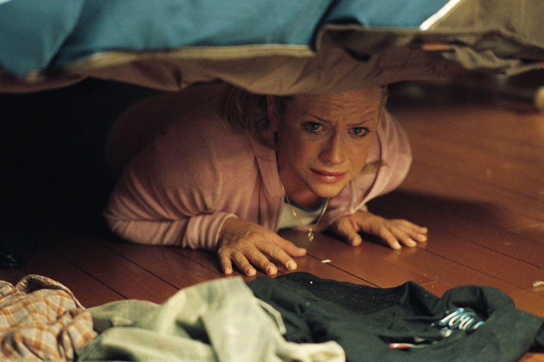 Die grässliche Tat ihres Lehrers im Liebeswahn verfolgt Donna (Brittany Snow) in ihren Träumen, aber am Abschlussball-Abend werden ihre schlimmsten... - Bildquelle: 2008 Screen Gems, Inc. and Miramax Film Corp. All Rights Reserved.