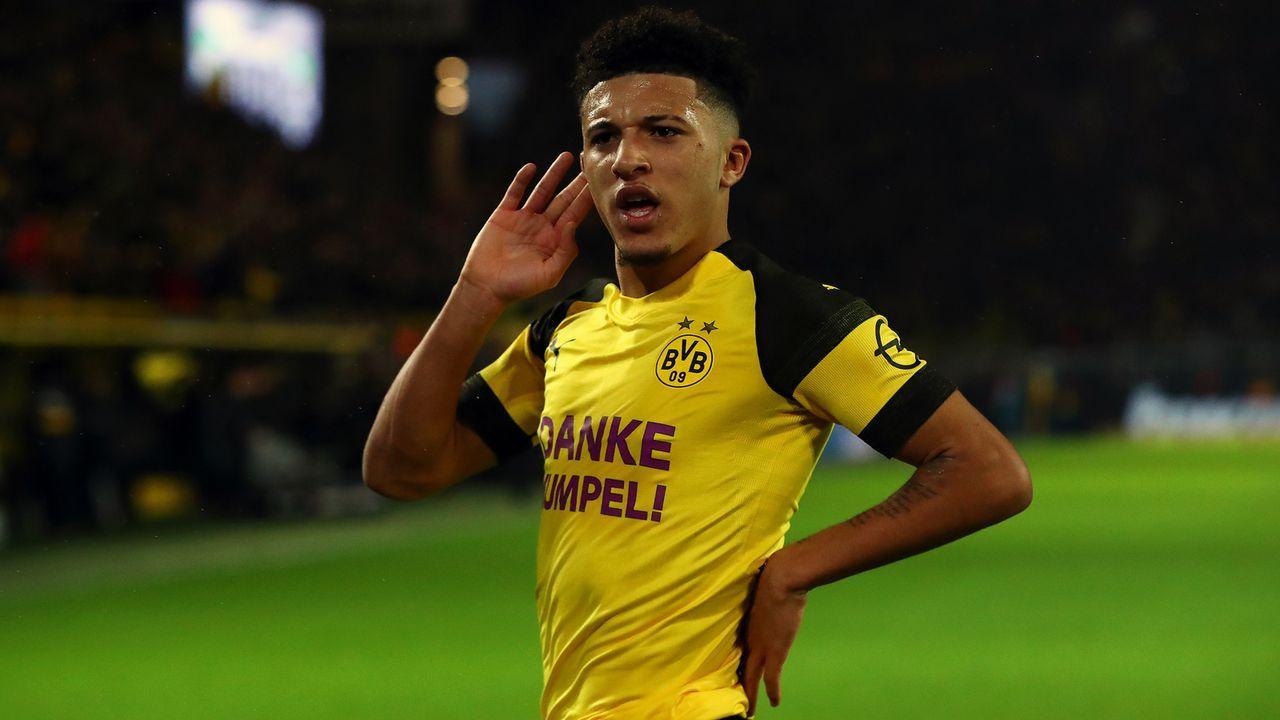 Jadon Sancho (verkauft an Borussia Dortmund) - Bildquelle: 2018 Getty Images