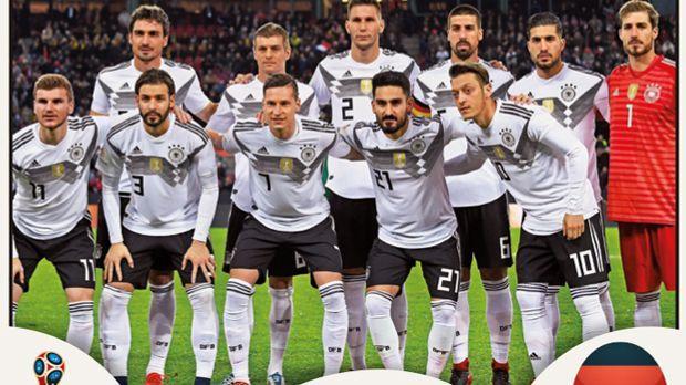 Deutschland Wm Kader 2021