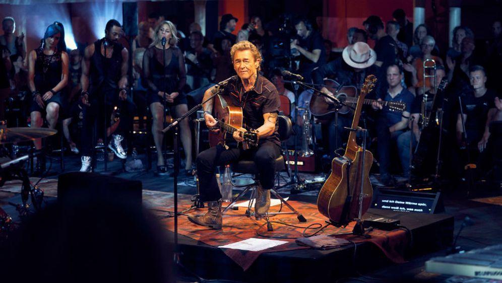 Sein neues Album MTV Unplugged - Bildquelle: Wolfgang Köhler