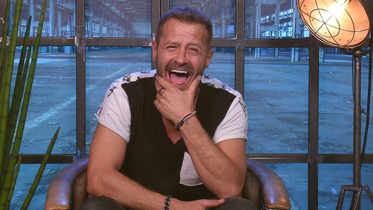 Noch lacht Willi ... - Bildquelle: SAT.1