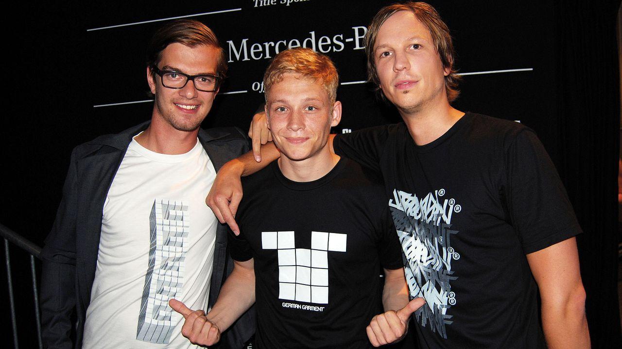 Joko-Winterscheid-Matthias-Schweighoefer-Sebastian-Radlmeier-09-07-03-WENN - Bildquelle: WENN.com