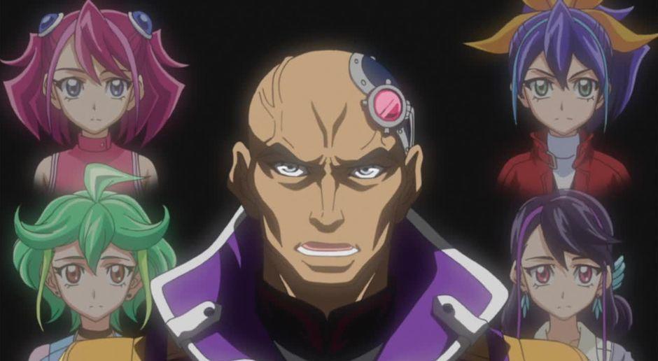 Yu-Gi-Oh! Arc-V: Revival Zero