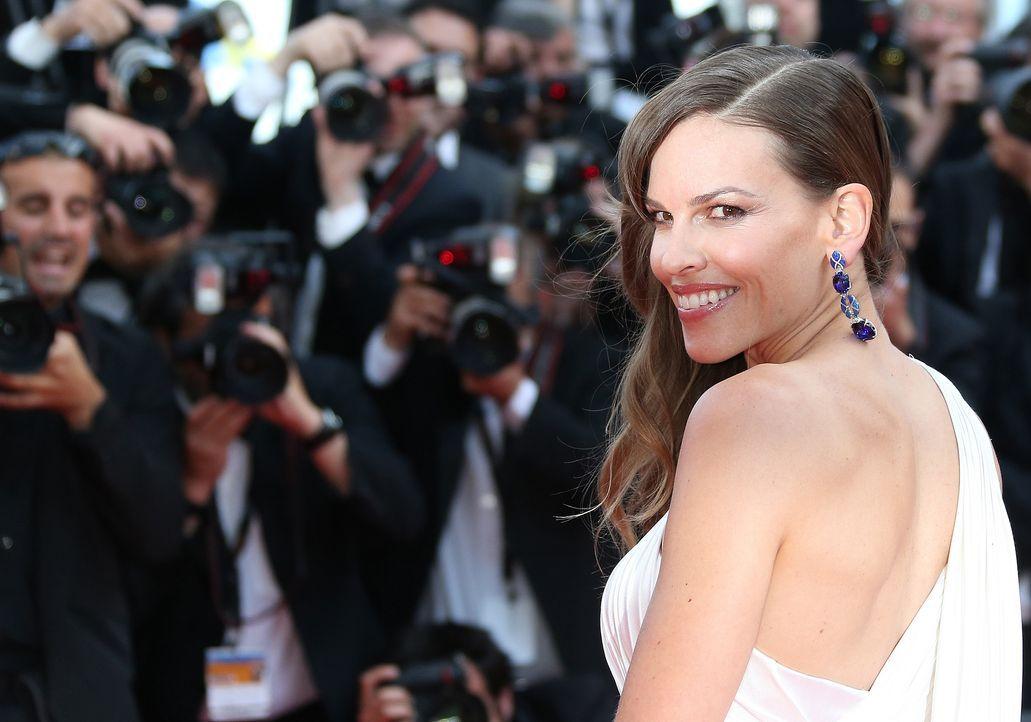 Cannes-Filmfestival-Hilary-Swank-140518-3-AFP - Bildquelle: AFP