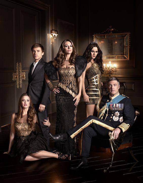 The Royals - Die Bilder zur neuen ProSieben Serie37 - Bildquelle: 2014 E! Entertainment Media LLC/Lions Gate Television Inc.