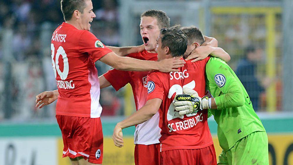 Rechenspiele in Gruppe H: Mit einem Sieg überwintert der SC Freiburg sicher ... - Bildquelle: getty