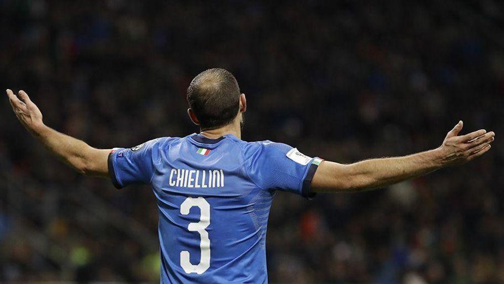 Italien verpasst die WM in Russland - Bildquelle: dpa
