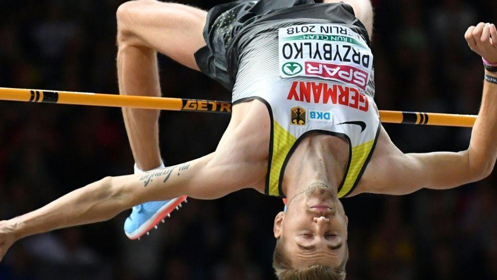 Leichtathletik-EM: Przybylko sorgte für gute TV-Quoten - Bildquelle: AFPSIDANDREJ ISAKOVIC