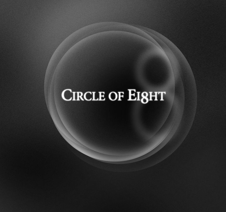 CIRCLE OF EIGHT - Logo - Bildquelle: 2009 by PARAMOUNT PICTURES CORPORATION. All Rights Reserved.
