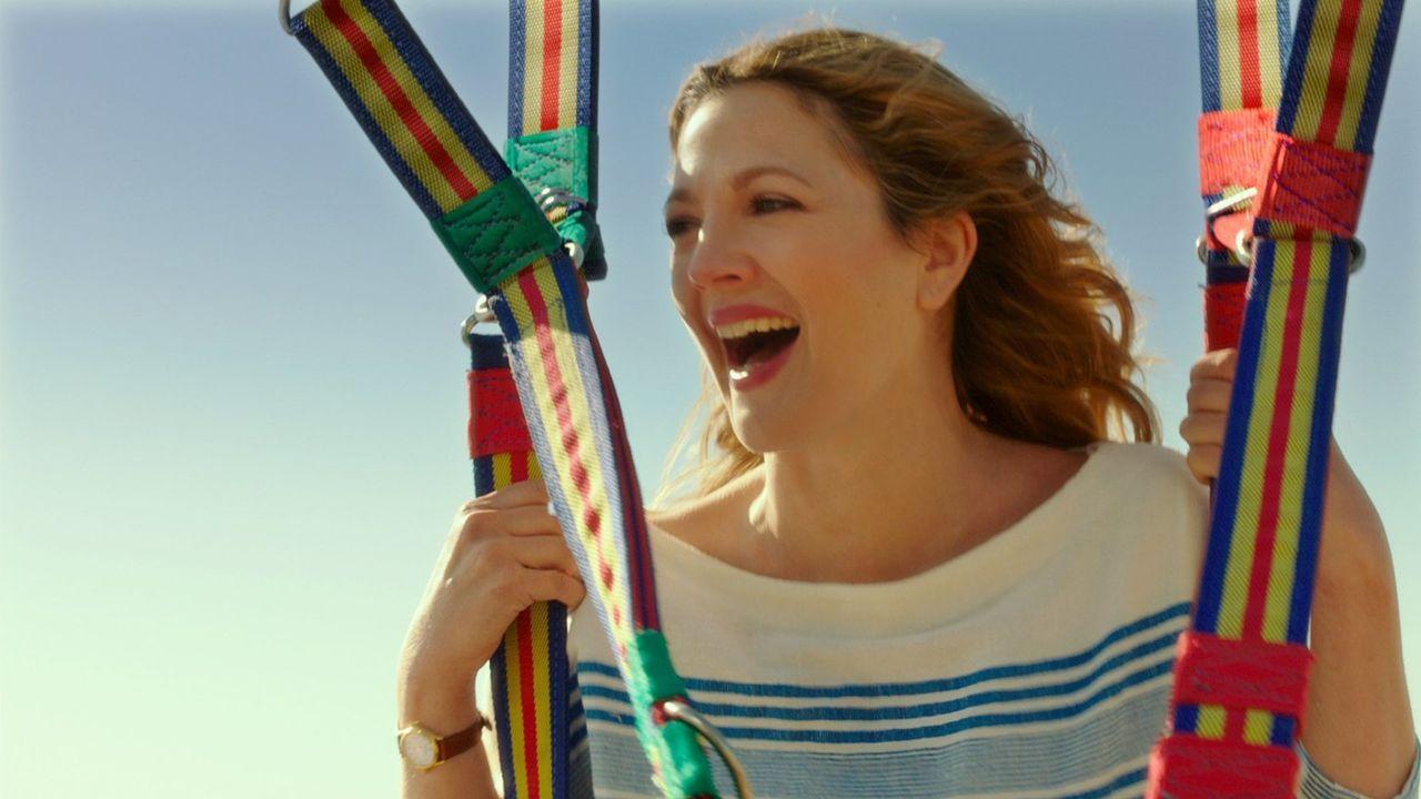 Nach einem gründlich in die Hose gegangenen Blind Date treffen sich Lauren (Drew Barrymore) und Jim zufällig mit ihren Kindern in einem Familien-Res... - Bildquelle: Warner Brothers